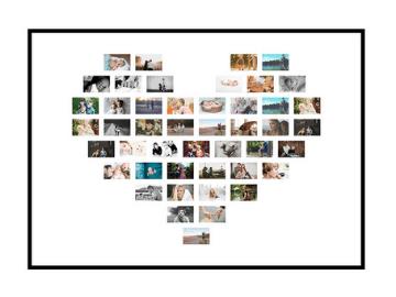 20% rabat på fotocollager fra PlakatTrykkeren husk gaven til fars dag