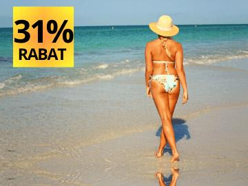 Op til 31% rabat på afbudsrejser hos Sunweb