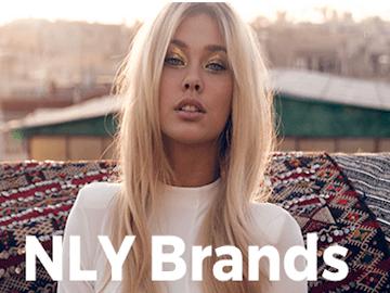 Få 20% ekstra på ALLE NLY brands med vores Nelly rabatkode!